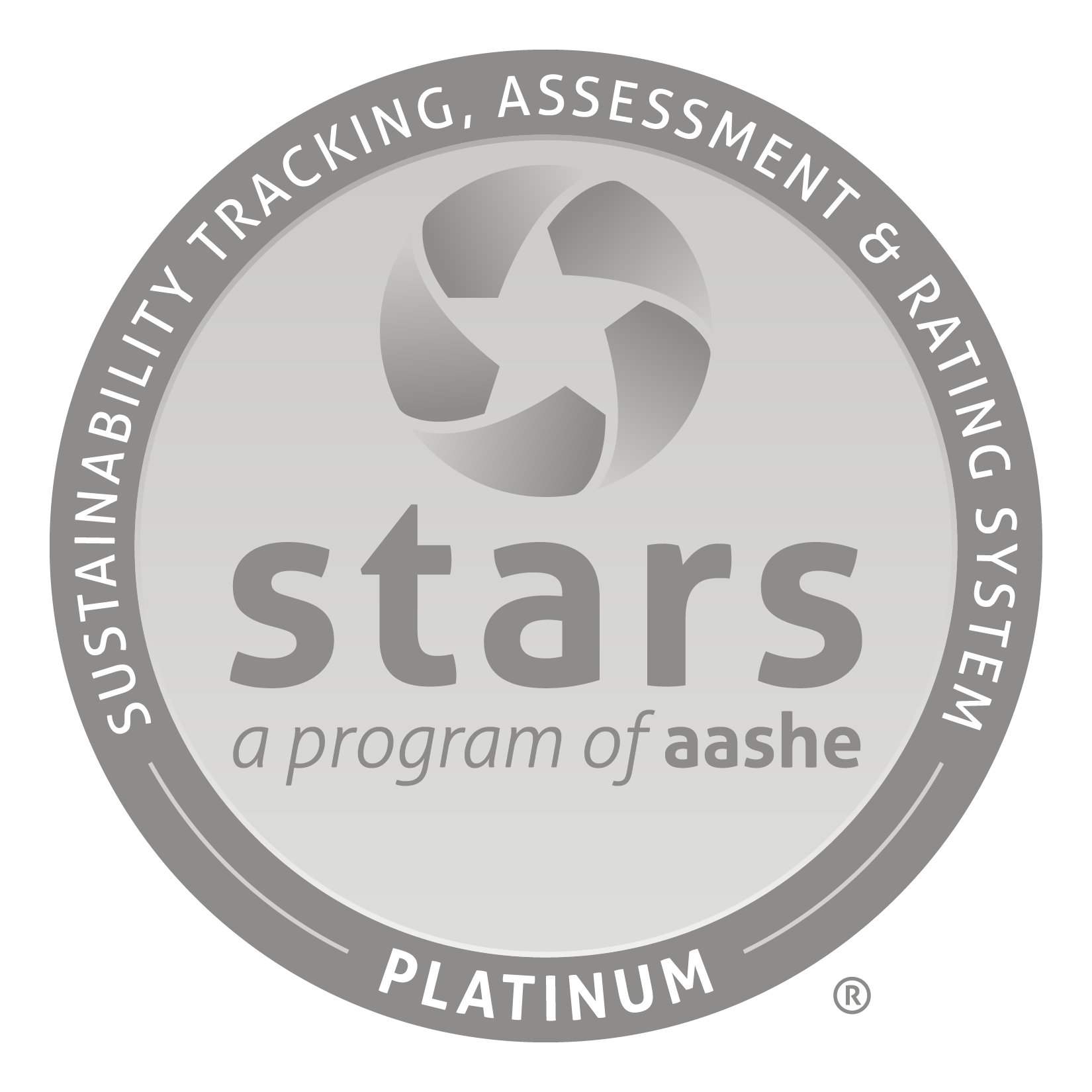 In 2017 Stanford Earned A Platinum Rating Through The Sustainability Tracking Assessment System STARS Conducted By Association For